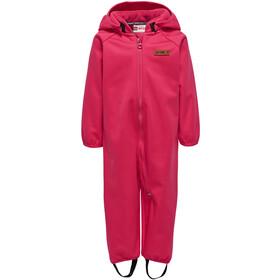 LEGO wear Sander 202 Softshell Suit Girls Red